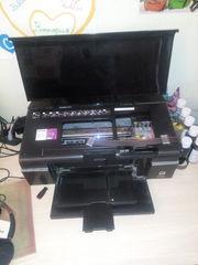 Продается принтер EPSON Stylus Photo P50 б/у.в отличном состоянии, скан